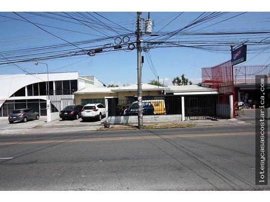 Casa comercial en venta Montes de Oca