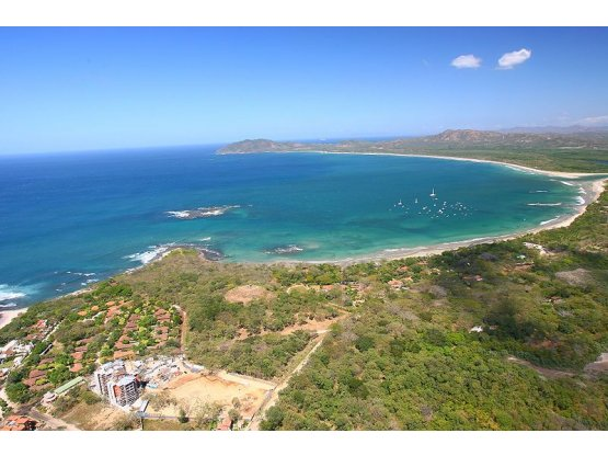 Playa Langosta Tamarindo, lote de 1 hectarea