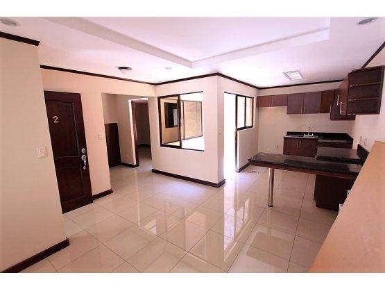 Apartamento en alquiler Escazu $750