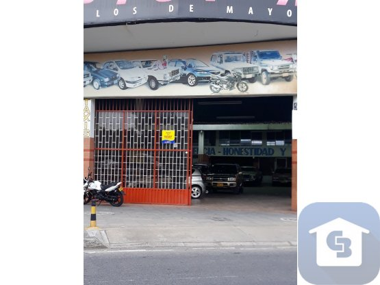 VENTA LOCAL DIAGONAL 15 BUCARAMANGA