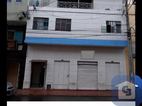 VENTA O PERMUTA DE EDIFICIO COMERCIAL CENTRO