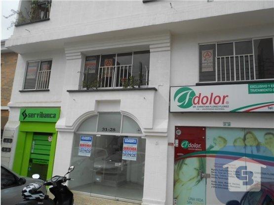 LOCAL - OFICINAS EN ARRIENDO LA AURORA BUCARAMANGA