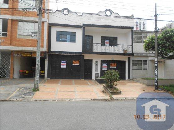ARRIENDO CASA RESIDENCIAL COMERCIAL SAN ALONSO