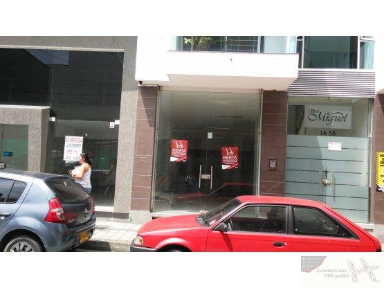 Se Renta Local Centro De Armenia