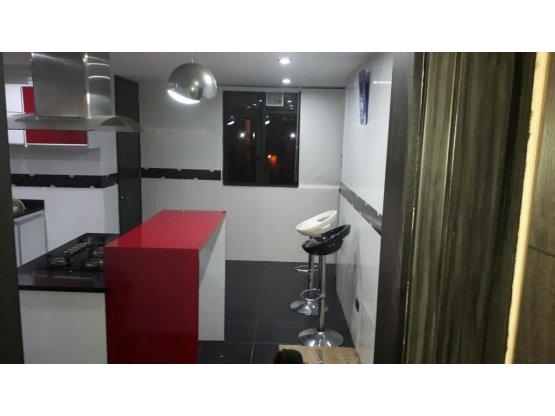 Alquiler de apartamento en Versalles, Manizales