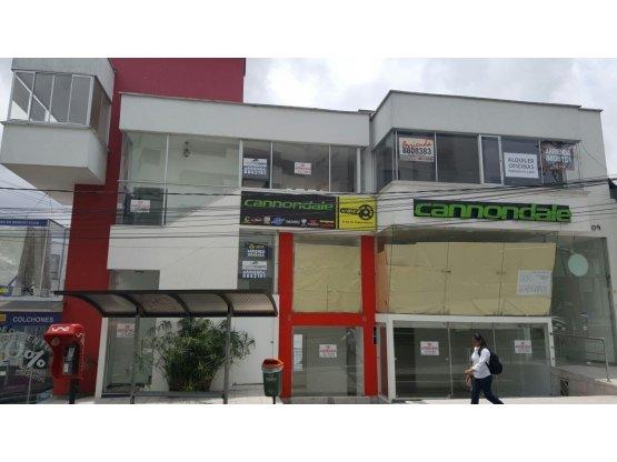 Venta de Edificio en Avenida Santander, Manizales