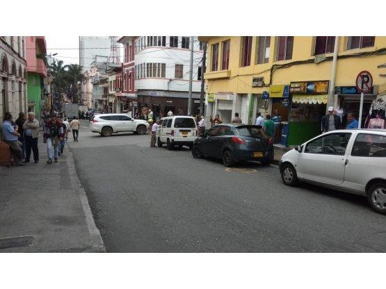 Alquiler de parqueadero Centro Manizales