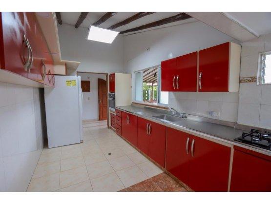 venta de  casa campestre en Santagueda