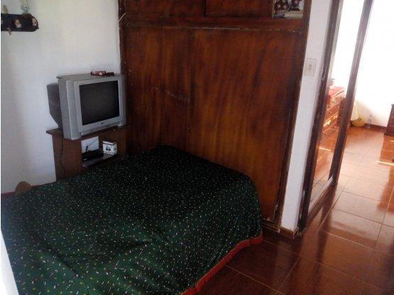 Se alquila  apartamento amoblado en Villa Pilar