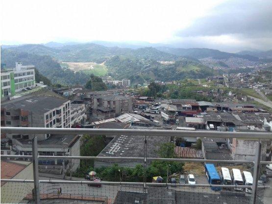 Alquiler apartamento en Campohermoso, Manizales