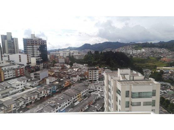 Alquiler de apartamento en el Cable,Manizales