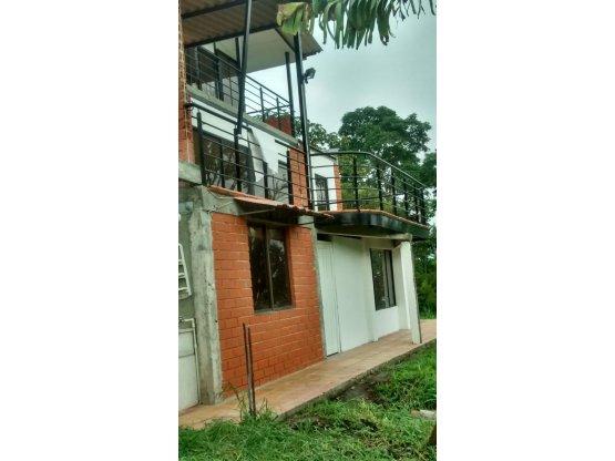 Alquiler de finca en el Arenillo,Manizales
