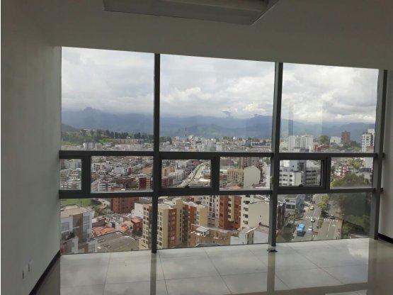 Alquiler de oficina en Av. Santander, Manizales