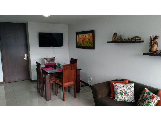 venta de apartaestudio Av. Santander, Manizales