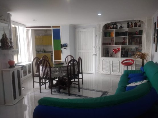 Venta de apartaestudio, Av. Santander, Manizales.