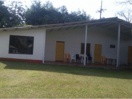 Alquiler de finca en Santagueda, Caldas - 20292