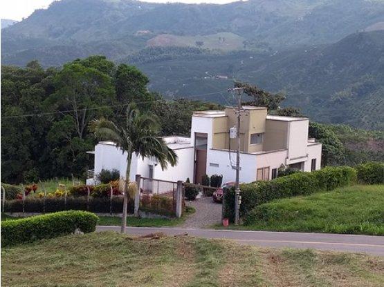 Venta Casa Campestre Vereda el Rosario