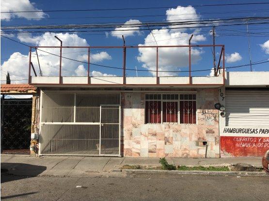 Casa en Venta Fracc López Portillo (La Barranca)