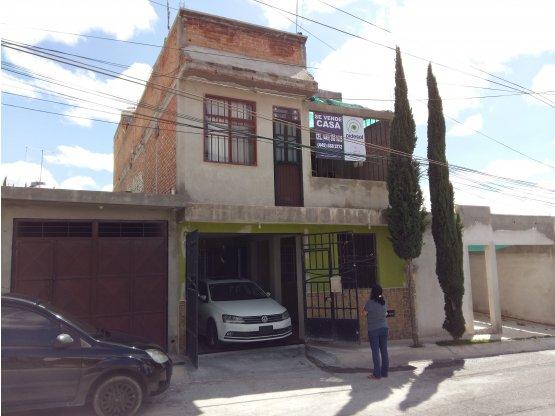 Venta de Casa Vistas de Oriente, Aguascalientes