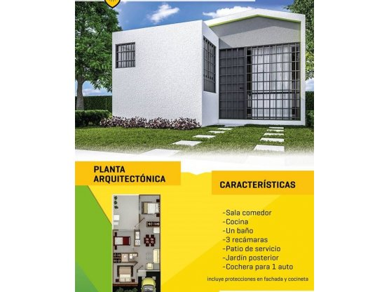 Venta casa modelo Gazul(F)
