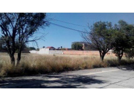 Terreno en Canteras de San Javier