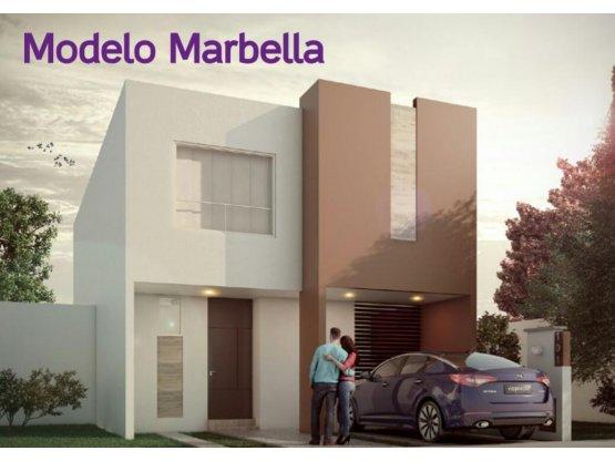 venta casa modelo MARBELLA (R)