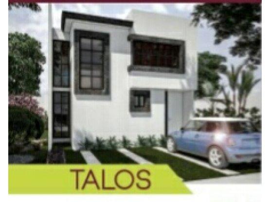 Venta casa al norte modelo Talos (ST)
