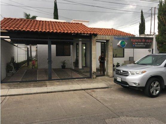 RENTA DE CASA TROJES DE ORIENTE, AGUASCALIENTES