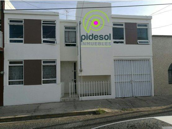 Venta casa en barrio de Guadalupe