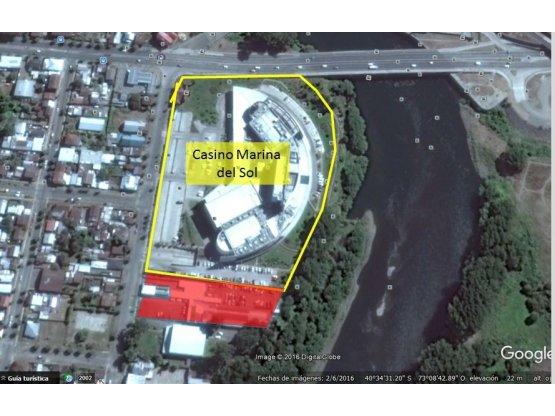 INMOBILIARIAS:TERRENO 4370 M2-2 MIN CENTRO OSORNO