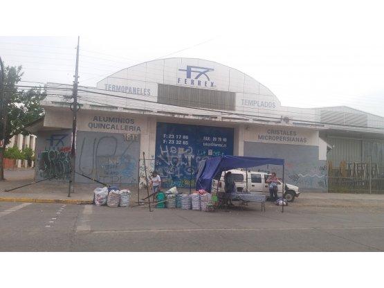 PROPIEDAD COMERCIAL BODEGA + OFICINA CENTRO TALCA
