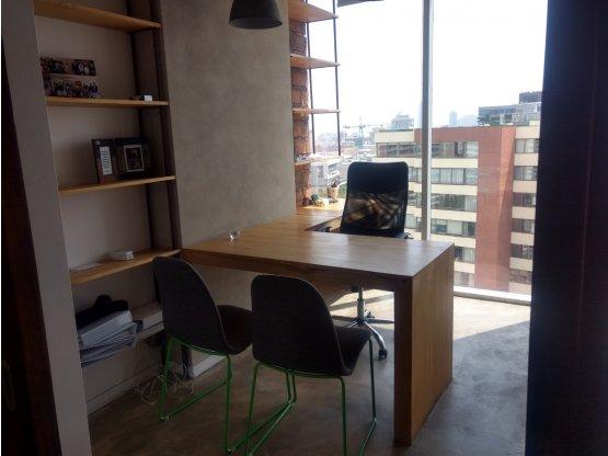 Oficina Amoblada Kennedy / Manquehue /  Las Condes