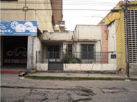 Casa Terreno en Venta Barquisimeto Centro