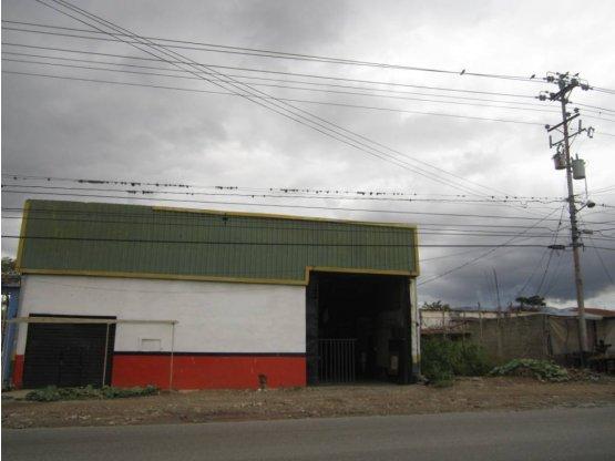Galpón en Alquiler Tamaca, Lara
