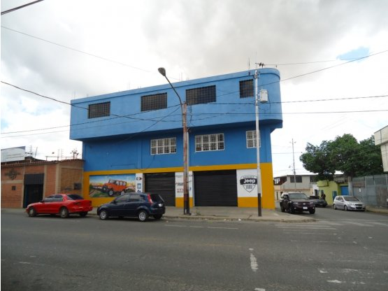 Edificio en Venta Av. Carabobo Barquisimeto