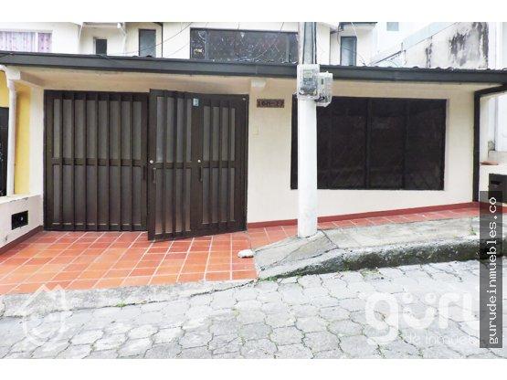 Casa en venta, Urbanización la Playa-Popayán