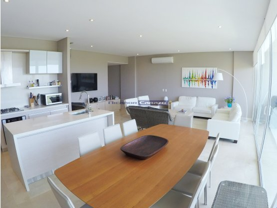 Venta de apartamento en Karibana Beach Golf - CTG