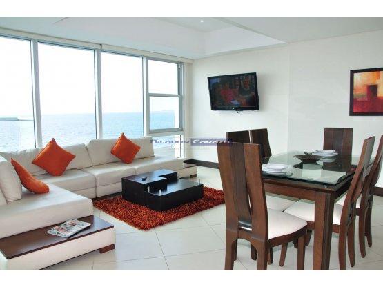 Venta de apartamento en Cartagena frente al mar