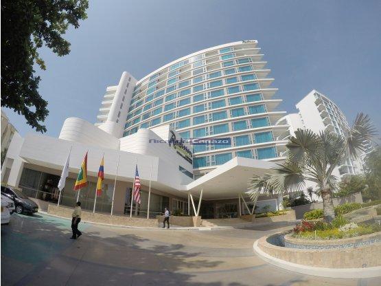 Vendemos suite-hotelera en Radisson Cartagena