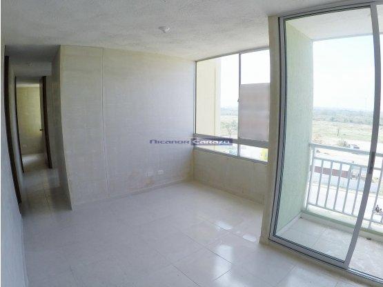 Venta apartamento en Ciudad Jardín - La Carolina
