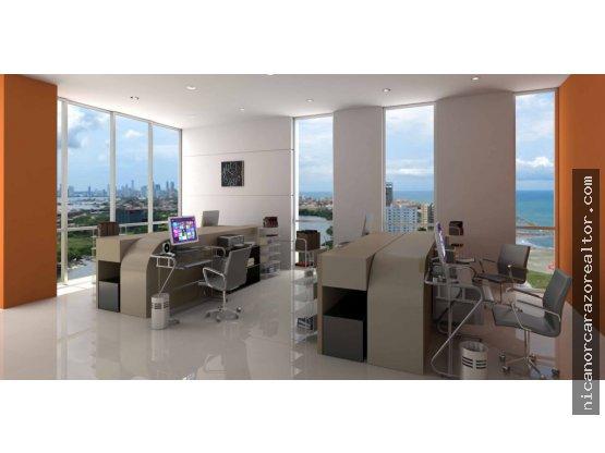 Venta de Oficina en complejo empresarial - CTG