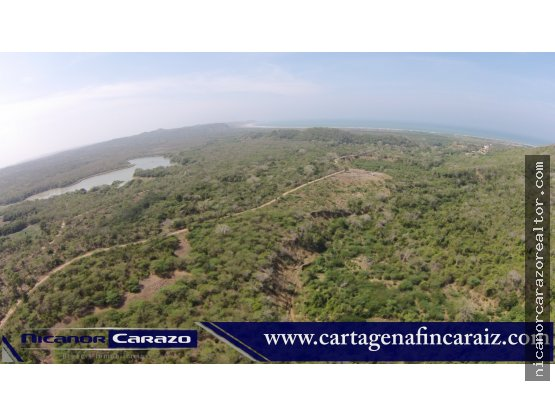 Venta lote de terreno en Arroyo Piedra Cartagena
