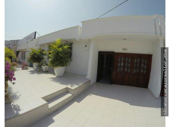 Venta de casa en Santa Lucia - Cartagena de indias