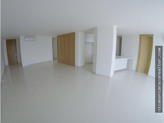 Venta apartamento 4 alcobas- Karibana Beach & Golf