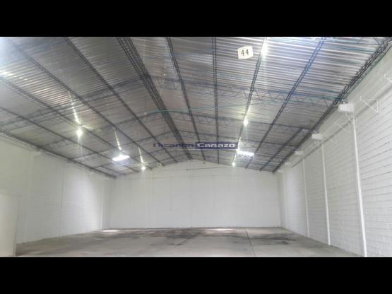 Vendemos bodega industrial en Ternera - Cartagena