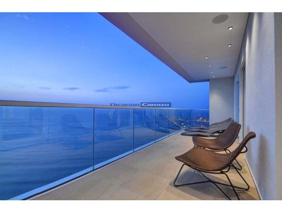 Exclusivo apartamento en Bocagrande - Cartagena