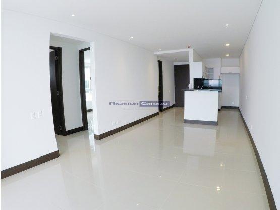 Venta apartamento nuevo de 2 alcobas - Cabrero