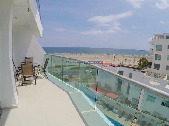 Vendemos apartamento con vista al Mar Caribe - CTG