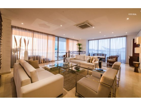 Vendemos exclusivo apartamento en Santa Marta