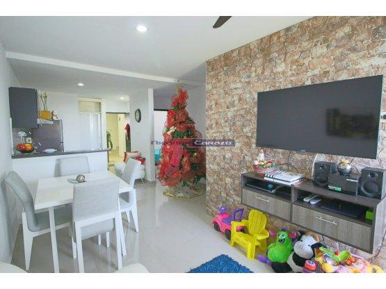 Venta de apartamento en Los Alpes en Cartagena